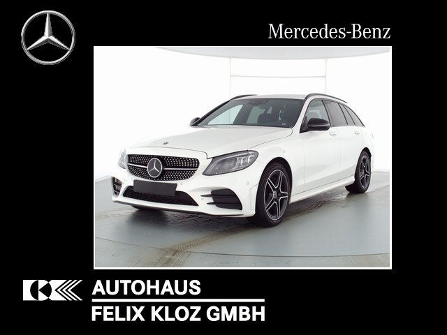 Mercedes-Benz C 200 T AMG*MultiBeam*Distronic*Comand*360°*Totw, Jahr 2020, Benzin