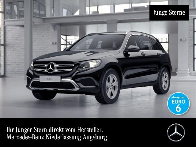 Mercedes-Benz GLC 250 d 4M Exclusive PTS 9G Sitzh Chromp Temp, Jahr 2017, Diesel
