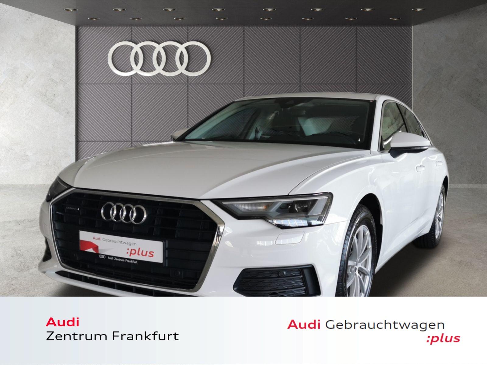 Audi A6 45 TDI quattro tiptronic Navi LED Tempomat, Jahr 2019, Diesel