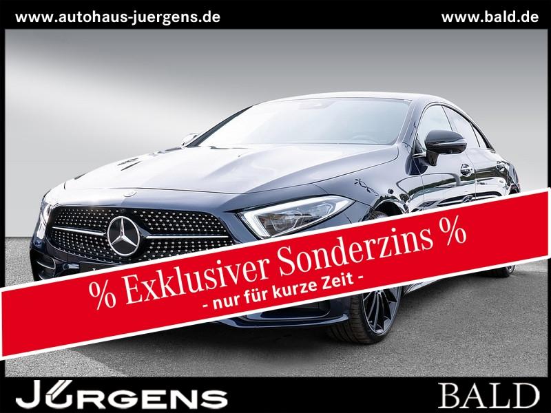 Mercedes-Benz CLS 300 d Coupé AMG-Sport/Comand/Wide/ILS/Night, Jahr 2020, Diesel