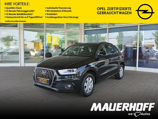Audi Q3 | Navi | Xenon | PDC | Tempomat | S/S | BT, Jahr 2014, Benzin