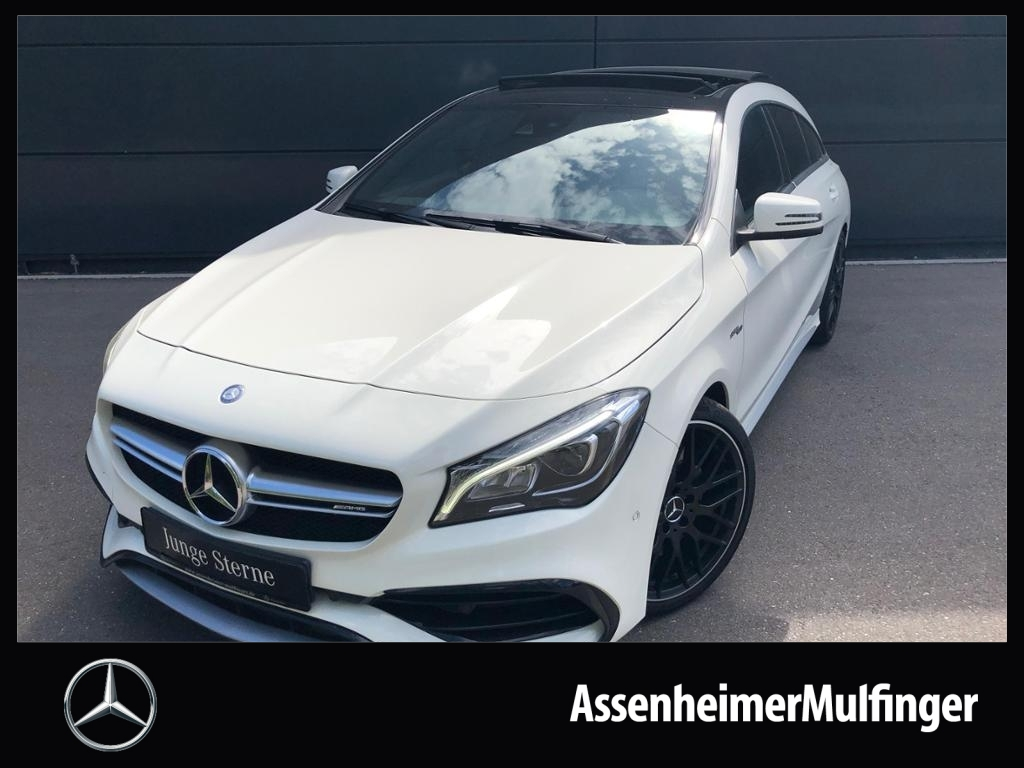 Mercedes-Benz CLA 45 AMG 4matic Shooting Brake **Pano/Kamera, Jahr 2016, Benzin