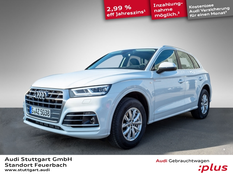 Audi Q5 sport 45 TDI quattro S line Standheizung Navi, Jahr 2020, Diesel