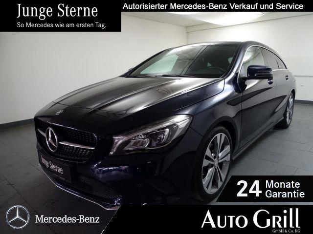 Mercedes-Benz CLA 200 Shooting Brake SCORE! Urban+LED+AHK, Jahr 2016, Benzin