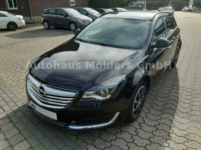 Opel Insignia ST 1.6 CDTI Autom. *Garantie*145 mtl., Jahr 2017, Diesel