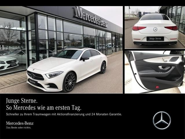 Mercedes-Benz CLS 450 4M AMG,COM.,Wide,SD,Distr.,Mem.,Kam.,Bur, Jahr 2018, Benzin
