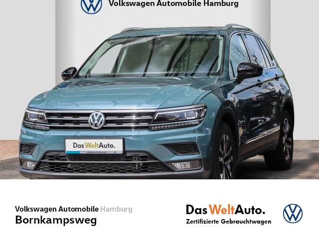 Volkswagen Tiguan 1,5 TSI IQ.DRIVE DSG NAVI/PDC/LED/KLIMA, Jahr 2020, Benzin
