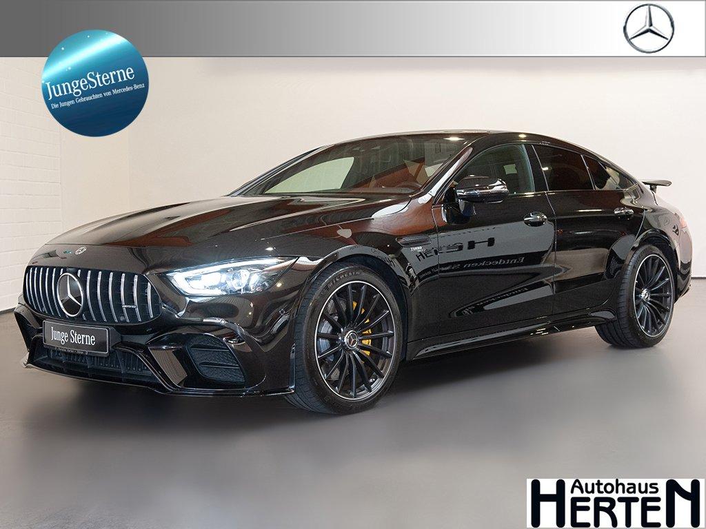Mercedes-Benz AMG GT finanzieren