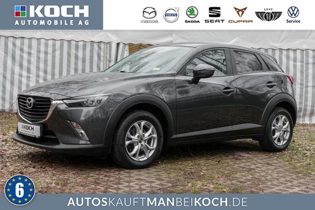 Mazda CX-3 SKY-G 120 FWD Exclusive-Line KLIMA NAVI LMF, Jahr 2016, Benzin