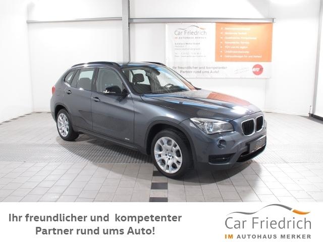 BMW X1 sDrive 18i Sport Line, Jahr 2013, Benzin