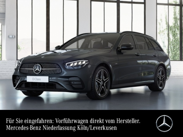 Mercedes-Benz E 300 de T AMG+Night+LED+Fahrass+Burmester+Kamera, Jahr 2020, Hybrid_Diesel