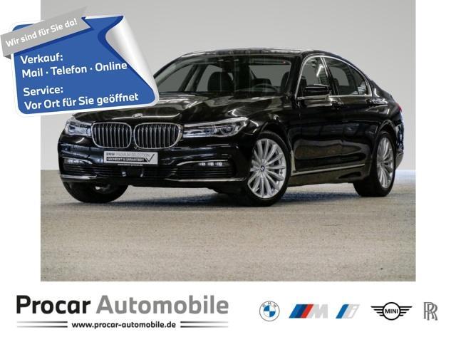 BMW 730d Innovationsp. Navi Prof. Sport Aut. Head-Up, Jahr 2017, Diesel