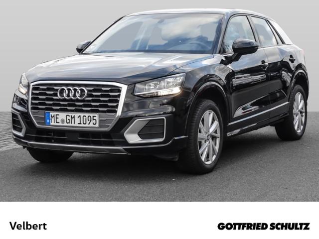 Audi Q2 30 TFSI SPORT NAVI GRA PDC SHZ LM-FELGE ZV, Jahr 2020, Benzin