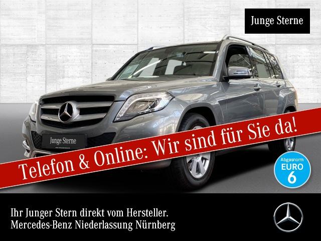 Mercedes-Benz GLK 250 4M BT Sportpak ILS Navi PTS Easy-Pack Temp, Jahr 2015, Diesel