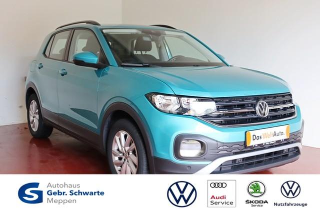 Volkswagen T-Cross 1.0 TSI Life ACC+NAVI+CLIMATRONIC 2Z, Jahr 2019, Benzin