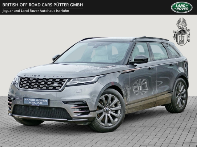 Land Rover Range Rover Velar R-Dynamic S 2.0 d LED Navi Keyless e-Sitze Rückfahrkam. Allrad, Jahr 2017, Diesel
