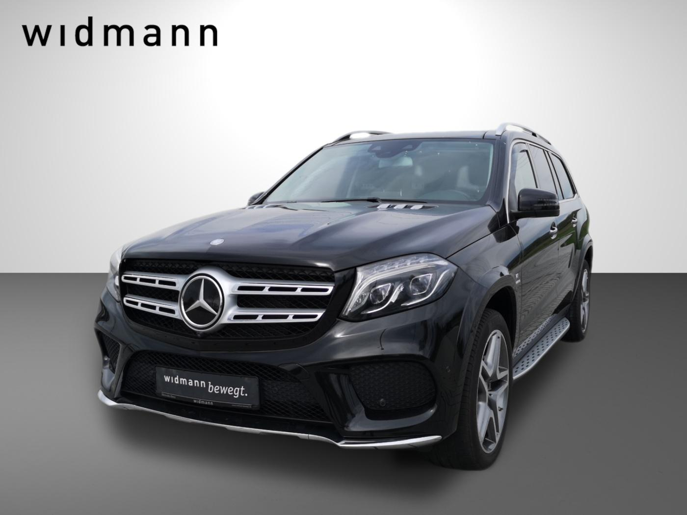 Mercedes-Benz GLS 500 4M *AMG*Sitzklima*Comand*Pano*Standhzg*, Jahr 2016, Benzin