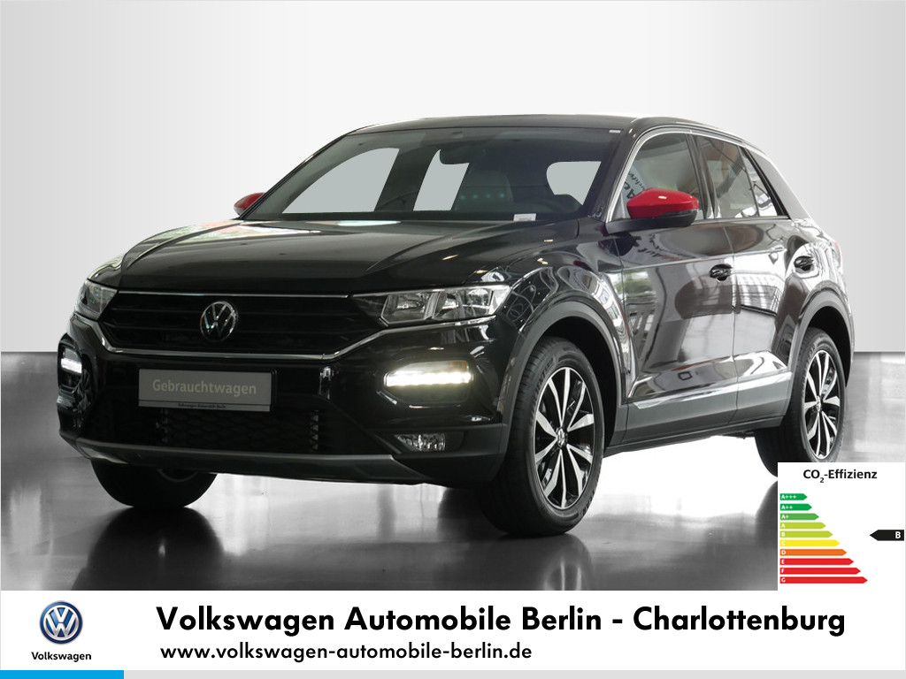 Volkswagen T-Roc 1.5 TSI Sport, Jahr 2021, Benzin
