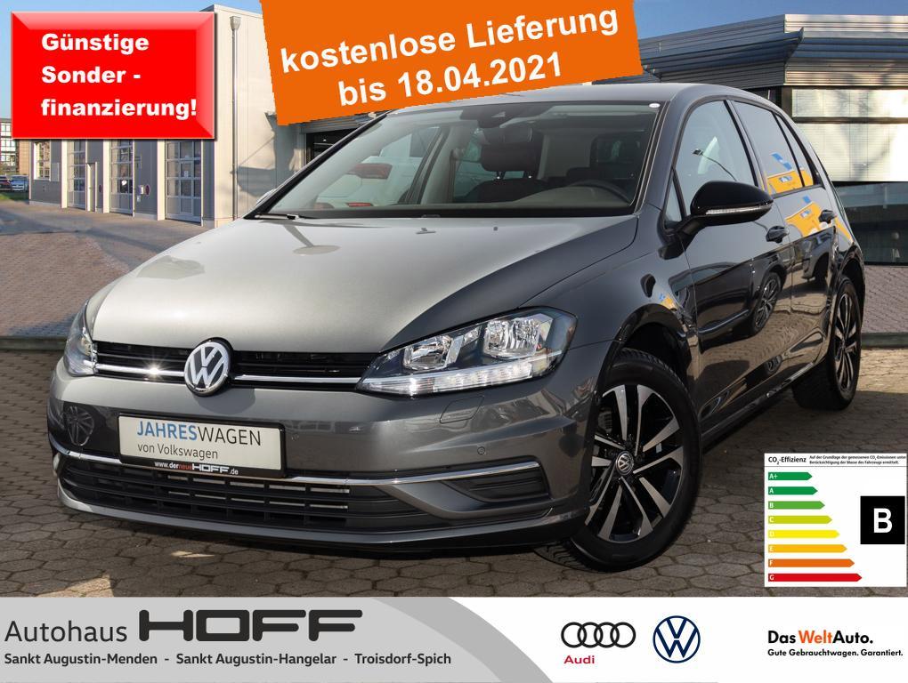 Volkswagen Golf VII 1.0 TSI IQ.DRIVE 0,99% Bluetooth Ganzja, Jahr 2020, Benzin