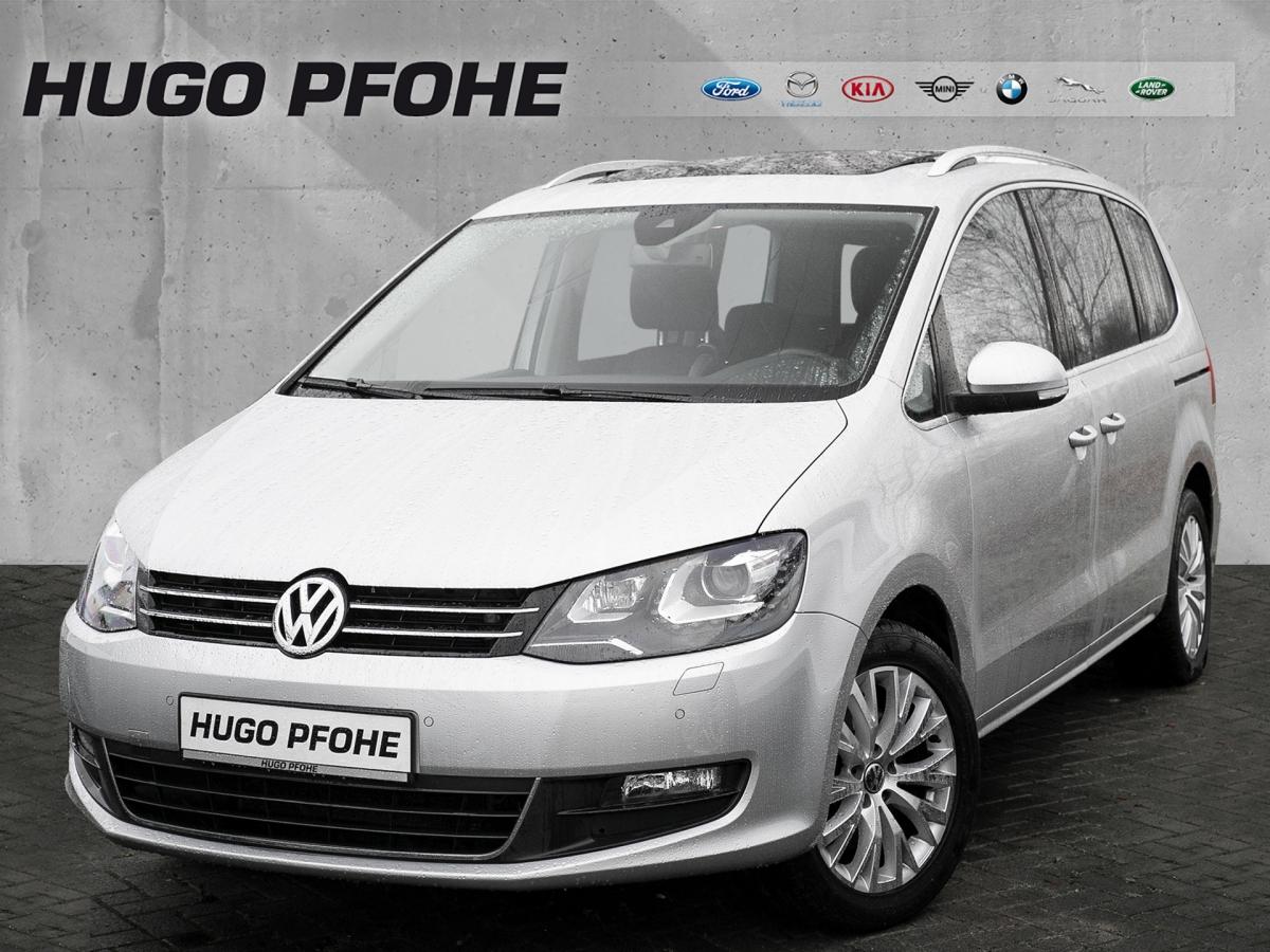 Volkswagen Sharan Comfortline|Navi|Xenon|Pano-Da., Jahr 2015, Diesel
