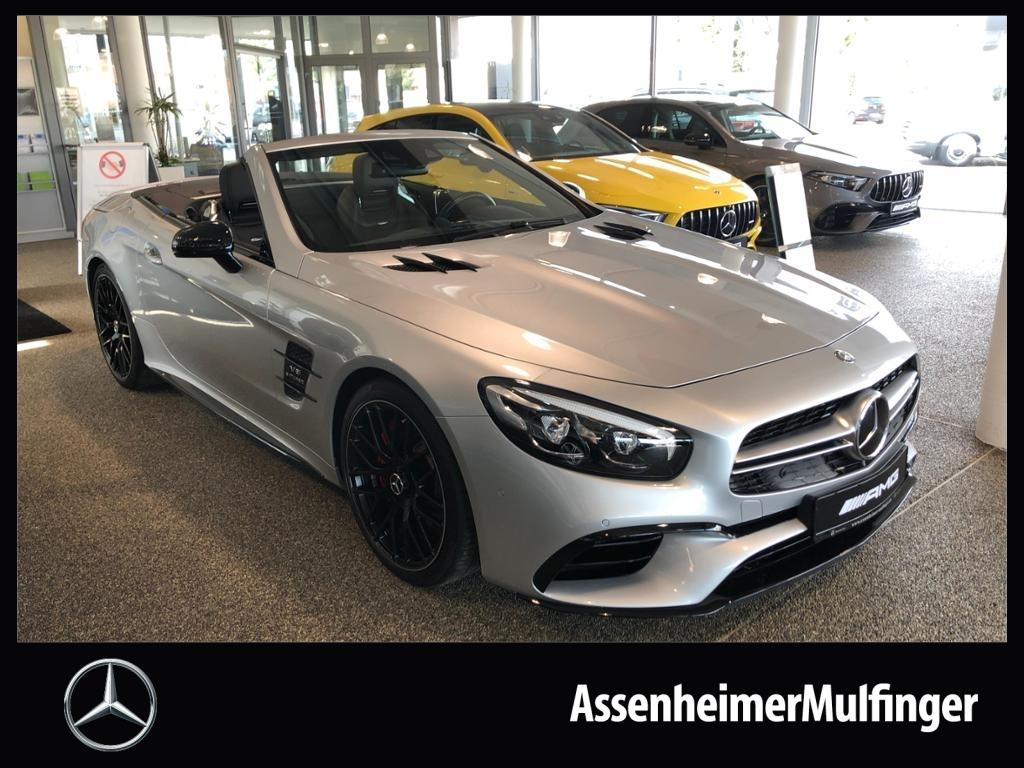 Mercedes-Benz SL 63 AMG **DriverŽs Package/Kamera/Night, Jahr 2016, Benzin