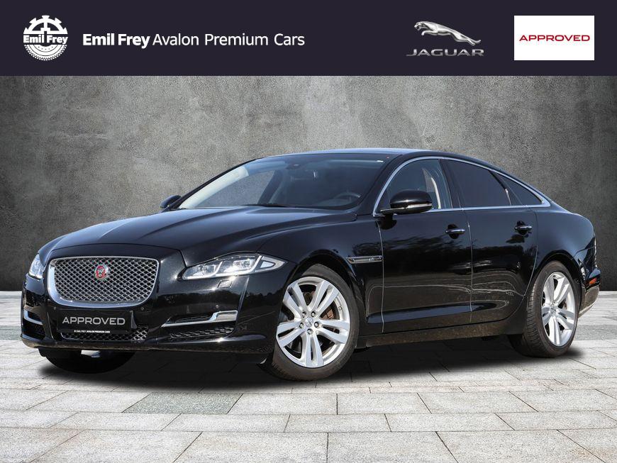 Jaguar XJ 3.0 V6 Diesel Premium Luxury, Jahr 2016, Diesel