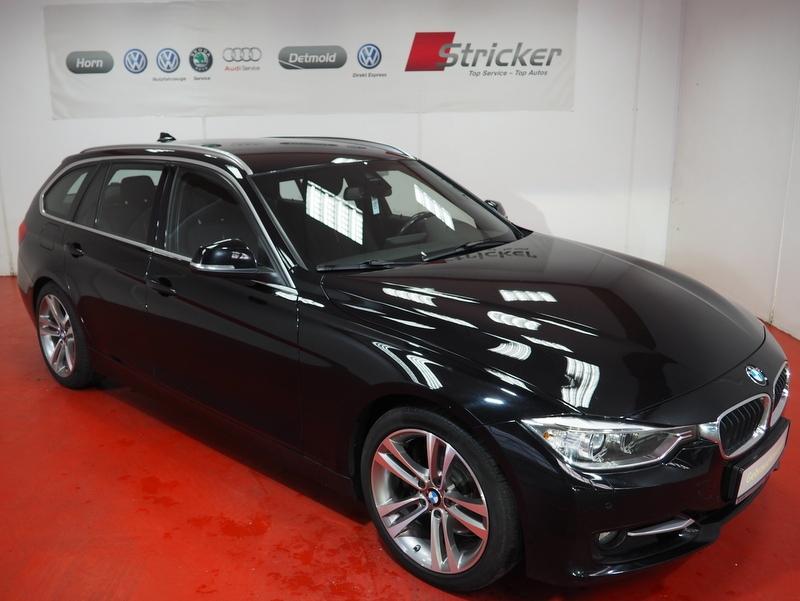 BMW 325d Touring 174,-ohne Anzahlung Navi Xenon, Jahr 2015, Diesel
