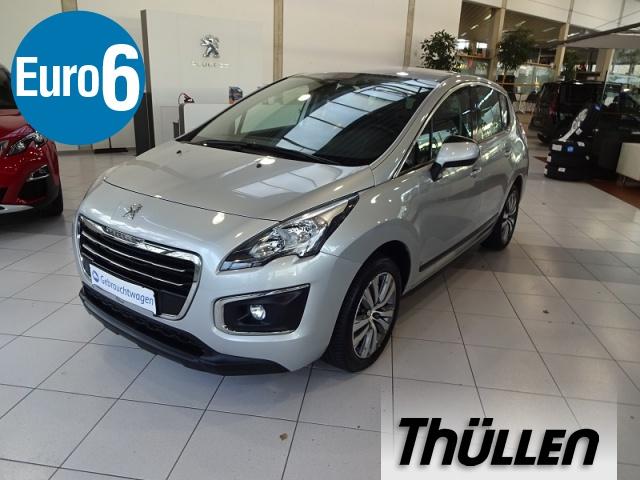Peugeot 3008 Active Puretech 130, Klima, Alu, PDC, Jahr 2015, Benzin