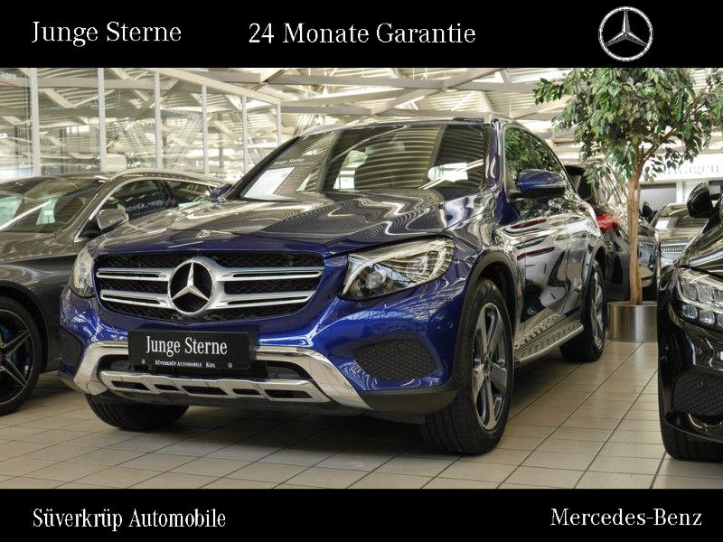 Mercedes-Benz GLC 300 4M OFF ROAD0 STANDHZG+NAVIGATION+KAMERA+, Jahr 2018, petrol