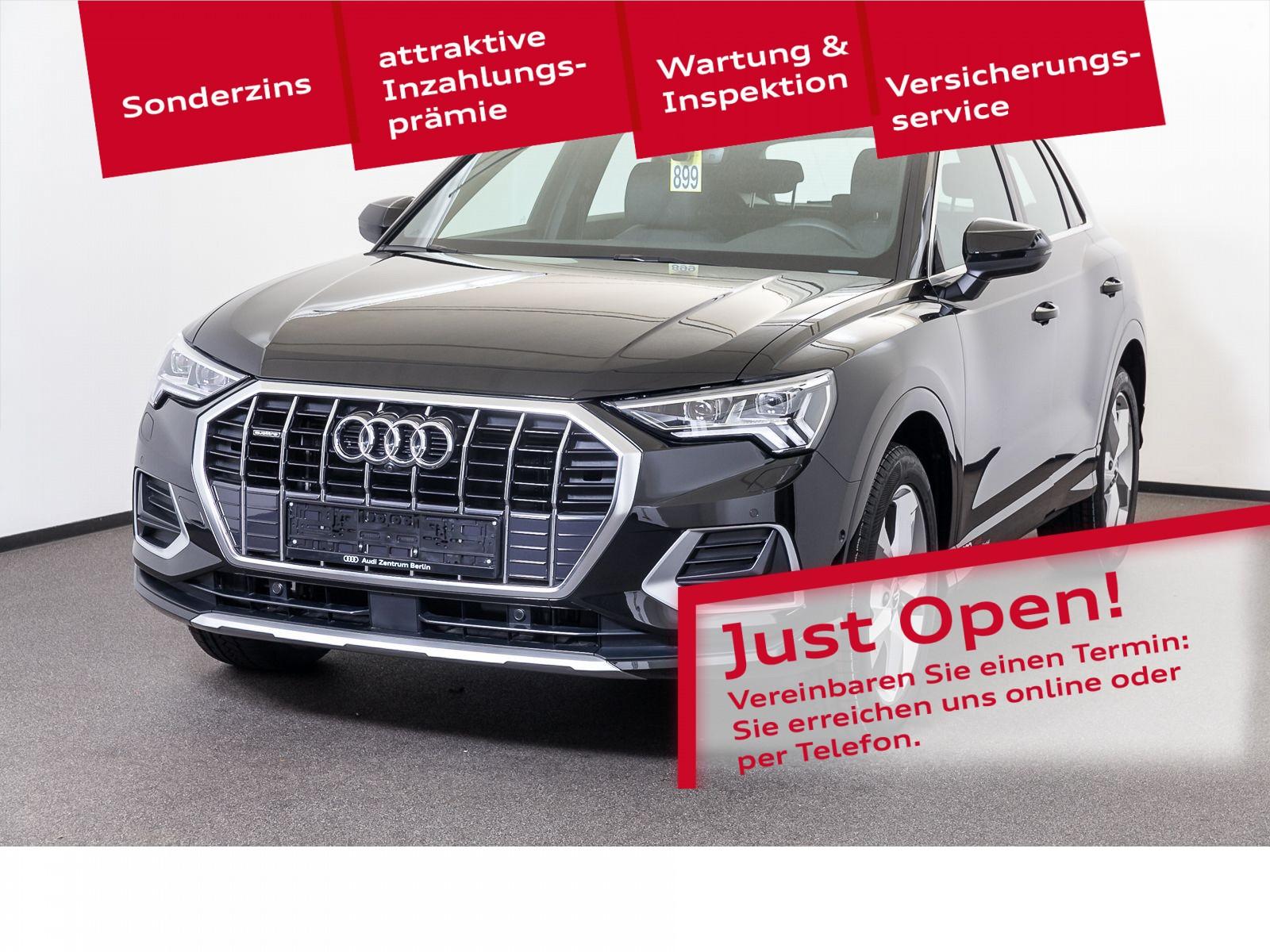 Audi Q3 advanced 45 TFSI quattro S tronic, Jahr 2020, Benzin