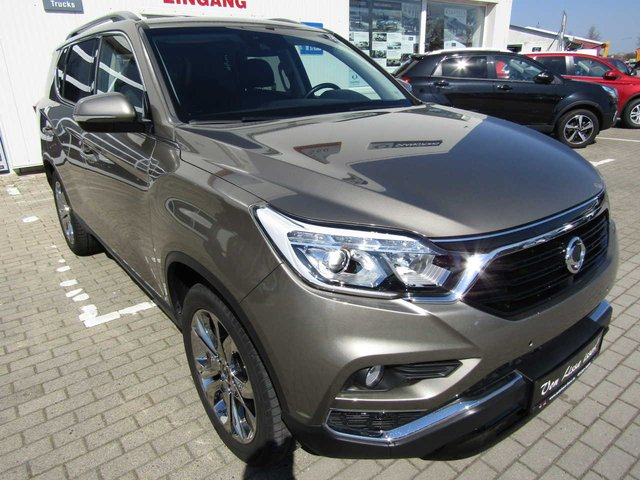 Ssangyong REXTON Sapphire ALLRAD AUTOMAT NAVI AHZ, Jahr 2018, Diesel
