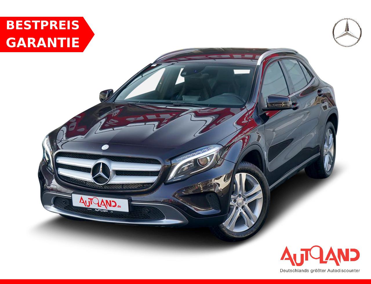 Mercedes-Benz GLA 200, Jahr 2015, Benzin