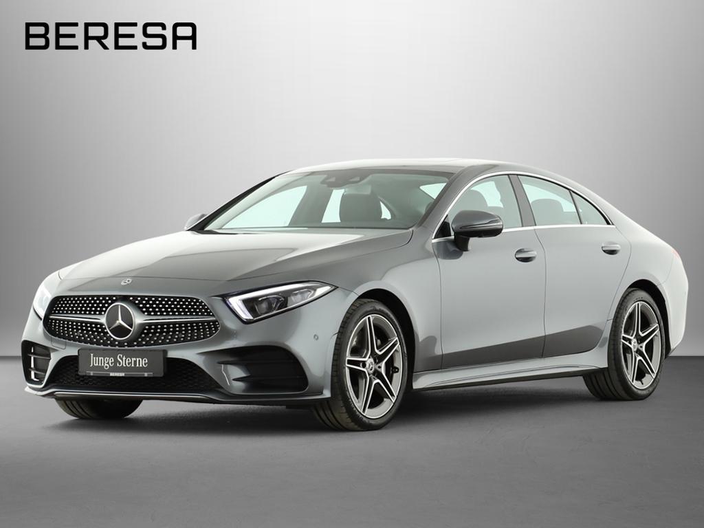 Mercedes-Benz CLS 450 4M AMG Widescreen Distronic SHD 360° DAB, Jahr 2018, Benzin