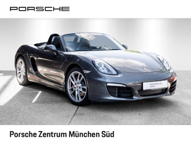 Porsche Boxster S 3.4 Sound-Package+ nur 24.500 Km, Jahr 2014, Benzin
