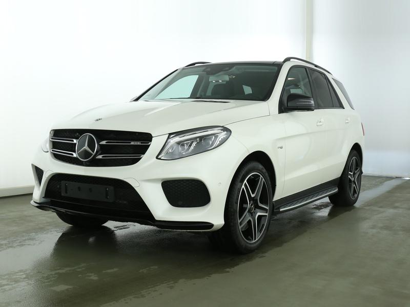 Mercedes-Benz GLE 43 AMG 4M Distronic Pano. Standhzg AHK 360°, Jahr 2017, Benzin