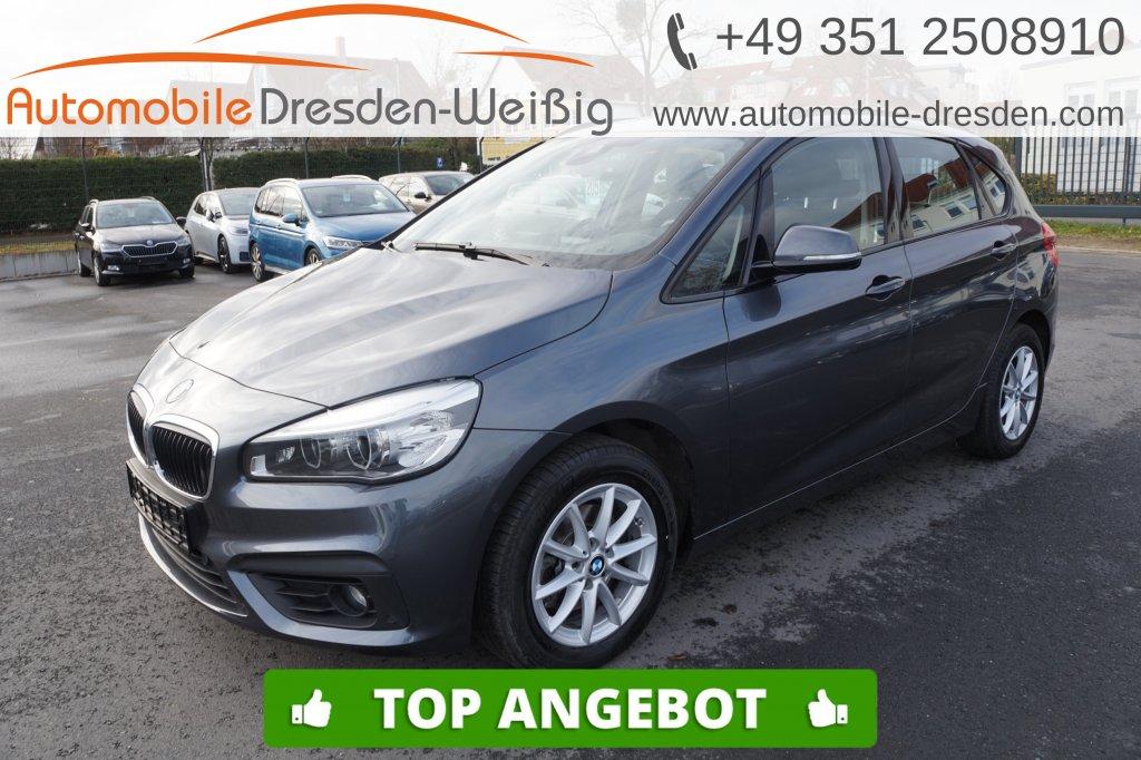 BMW 218 Active Tourer d Advantage*Navi*voll LED*PDC*, Jahr 2017, Diesel