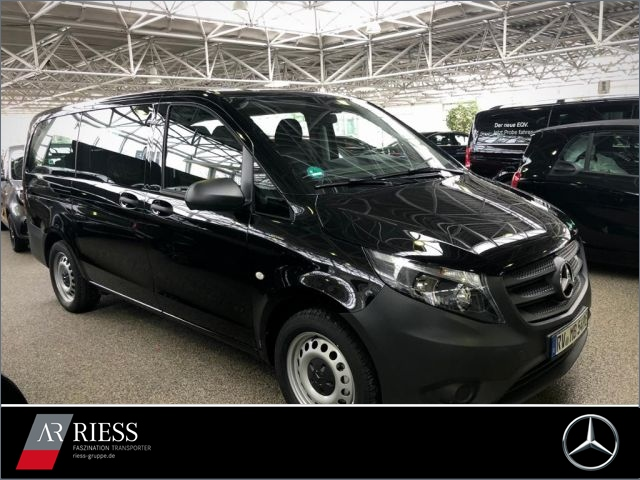 Mercedes-Benz eVito 111 Tourer PRO Cam / 120kmh / Klima, Jahr 2019, Elektro