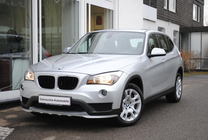BMW X1 sDrive18d Aut. Navi Business Klimaaut. PDC, Jahr 2014, Diesel