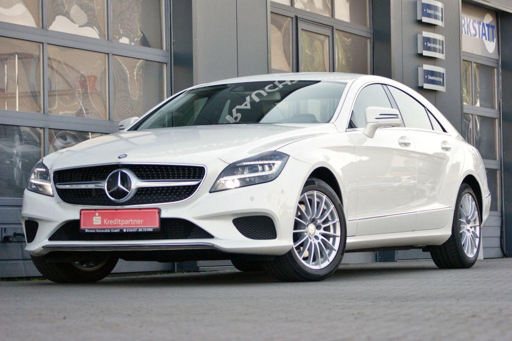 Mercedes-Benz CLS 250 (BlueTEC) d 9G-TRONIC AIRMATIC 360°, Jahr 2014, Diesel