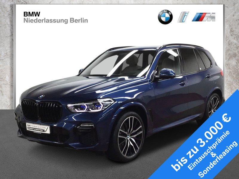 BMW X5 xDrive30d EU6d-Temp M Sport Komfortsitze GSD, Jahr 2020, Diesel