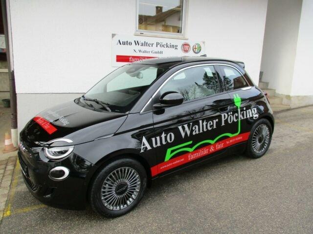 Fiat 500 e ICON, Jahr 2020, Elektro
