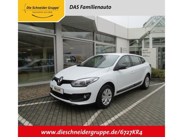 Renault Megane Authentique Grandtour 1.6 16V 110 Radio, Jahr 2014, Benzin