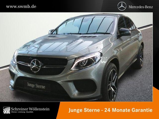 Mercedes-Benz GLE 450 AMG 4M Coupé FAP*AIR*360°*Night*COM*ILS*, Jahr 2015, Benzin