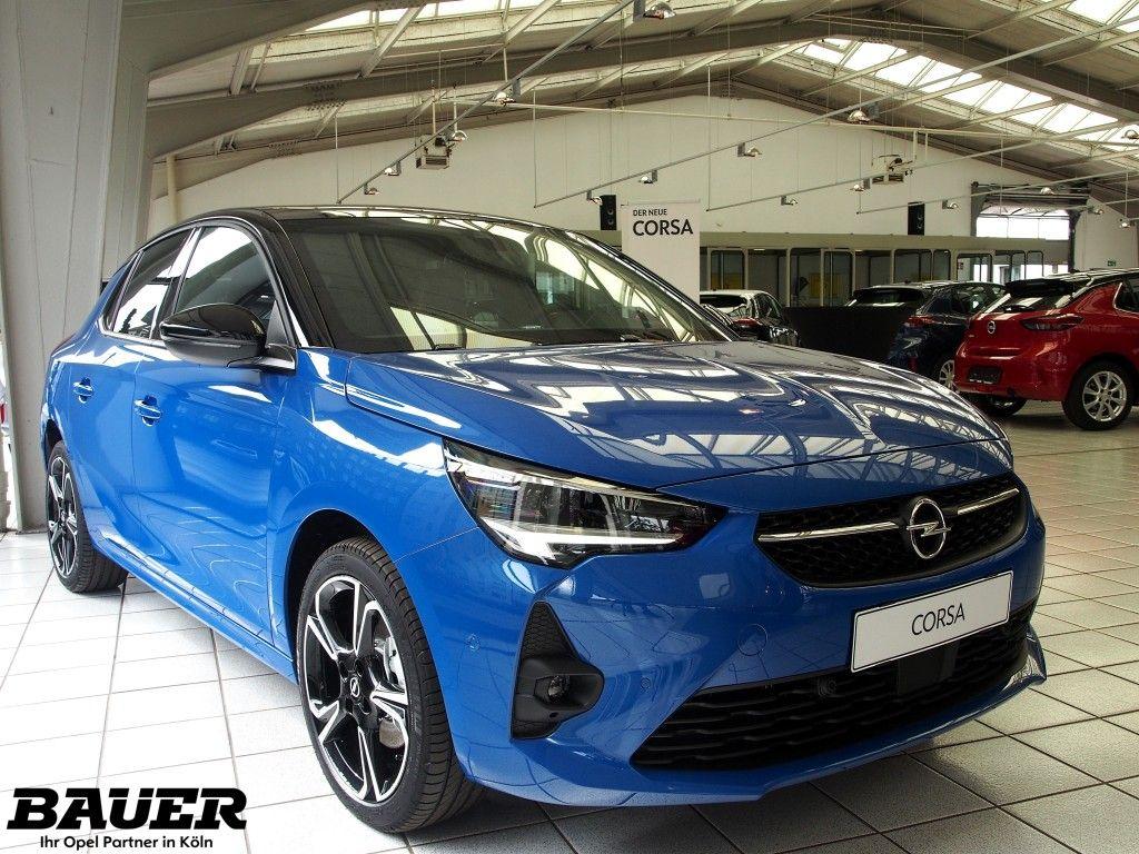 Opel Corsa 1.2 GS Line Turbo Start/Stop, Jahr 2021, Benzin