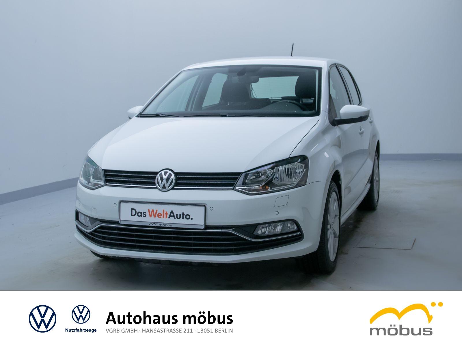 Volkswagen POLO 1.2 TSI*HIGHL*ASSIST*CLIMA*NAVI*PDC*MAL*GRA*, Jahr 2017, Benzin