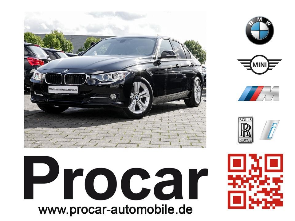 BMW 320d Limousine Sport Line Navi Xenon Hifi PDC, Jahr 2014, diesel
