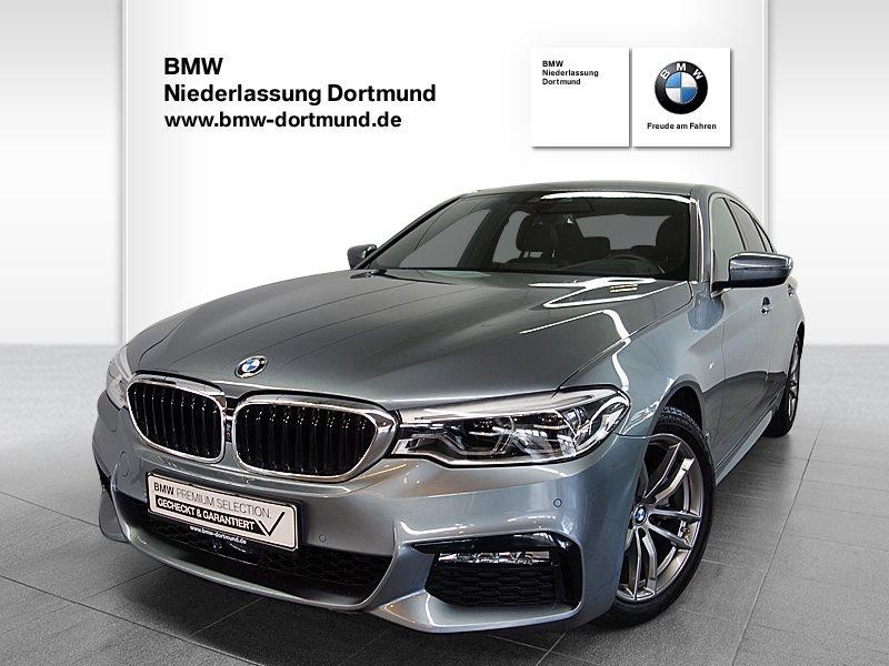 BMW 520d xDrive Limousine M Sportpaket, Jahr 2017, Diesel