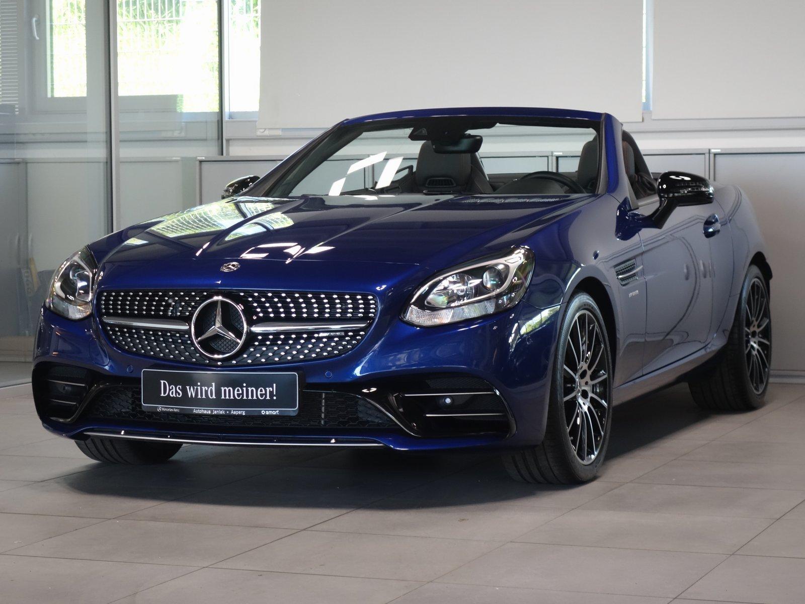 Mercedes-Benz SLC 43 AMG|Comand|PDC Kamera|Klima|EURO6d-Temp, Jahr 2019, Benzin