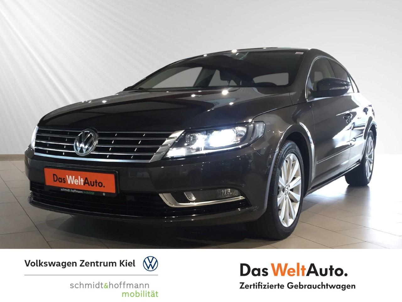 Volkswagen CC 1.4 TSI KLIMA+NAVI+XENON+PDC+TEMPOMAT+SITZHZ, Jahr 2016, Benzin