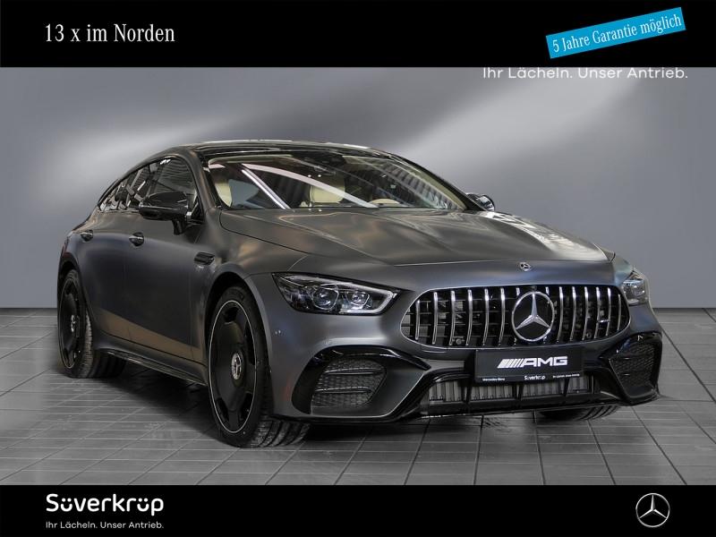 Mercedes-Benz GT 43 AMG 4M+ AMG+NIGHT+ ARC+ BURMESTER+ DESIGNO, Jahr 2020, Benzin